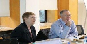 ABD'li iki öğretim üyesi, YÖKAK'a ziyarette bulundu