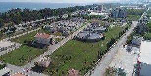 Mersin'de 9 ayda 84 milyon metreküp atıksu arıtıldı
