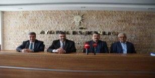 Aydın AK Parti'den doğalgaz açıklaması