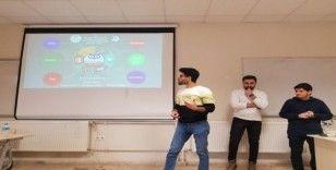 """TÜSİAD, KBÜ'lü öğrencilerin projelerinde """"iş var"""" dedi"""
