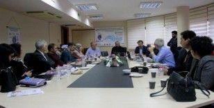 Bayburt Üniversitesinin paydaşı olduğu Avrupa Birliği projesi toplantısı yapıldı