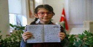 Bakan Selçuk'tan Elanur Akıncı paylaşımı