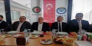 Hak-İş Konfederasyonu Genel Başkanı Arslan: 'Kayıt dışı istihdamdaki oran artışı 250 bin çalışanı bu yöne kaçırmıştır'