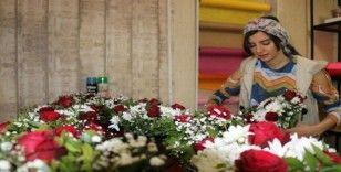 Diyarbakır'da 14 Şubat Sevgililer Günü hareketliliği