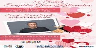 Kartal'da Sevgililer Günü dans ve müzikle kutlanacak