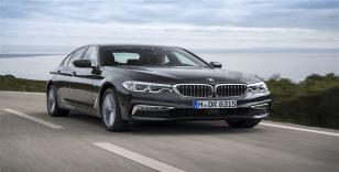 Yeni BMW 3 Serisi ve BMW 5 Serisi Almanya'da 'Yılın Otomobilleri' seçildi