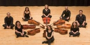 8 viyolonselci ilk kez Bodrum'da