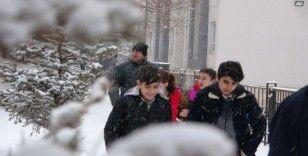 Posof'ta okullara kar tatili
