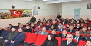Sandıklı'da Sevgi Yılı projesi toplantısı yapıldı