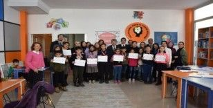 Iğdır'da Akıl ve Zeka Oyunları Turnuvası düzenlendi