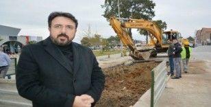 BASKİ'den Ayvalık'a 4 milyon 500 bin liralık yatırım