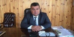 AK Parti Yenice ilçe Başkanlığı'na Yirmibeş atandı