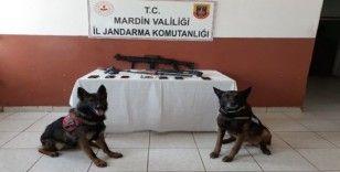 Mardin'de jandarmadan uyuşturucu operasyonu: 6 tutuklama