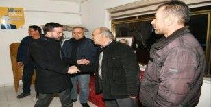 Lapseki AK Parti İlçe Teşkilatı delegelerle buluştu