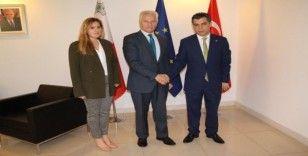"""Başkan Cevahiroğlu: """"TÜRK şirketleri Malta'ya yatırım yapacak"""""""