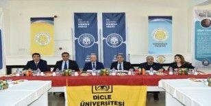 DÜ ile DOSB arasında lisansüstü eğitim protokolü imzalandı