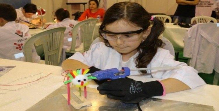 Türkiye'nin bilim festivalinde hedef büyük
