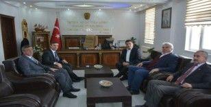 Başkan Demir'den ilçelere çıkarma