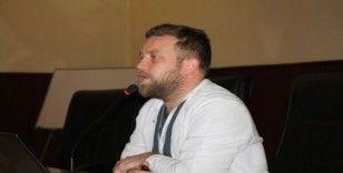 Mardin'de korona virüsü eğitimi