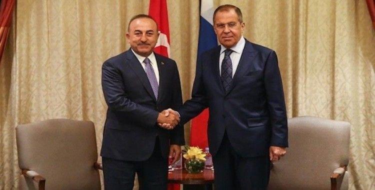 Münih'te Çavuşoğlu - Lavrov zirvesi gerçekleşecek