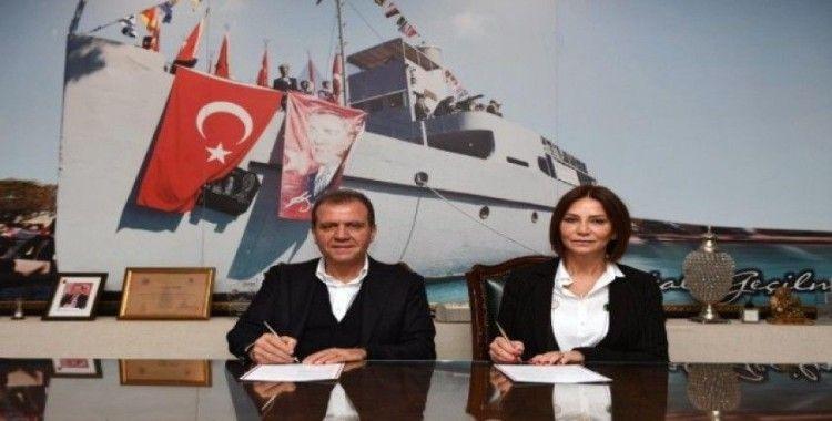 Başkan Seçer, Kadın Dostu Kentler Taahhütnamesini imzaladı