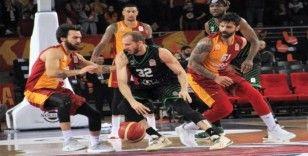 Basketbol Türkiye Kupası: Darüşşafaka Tekfen: 85 - Galatasaray Doğa Sigorta: 71