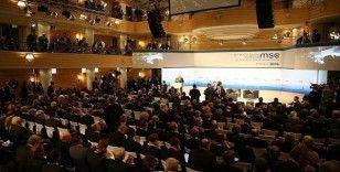 Almanya'da 56. Münih Güvenlik Konferansı (MSC) başlıyor