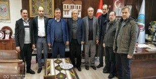 Osmaneli Belediyesinden Osmaneli Ziraat Odasına jest