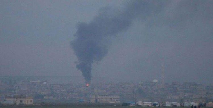 Rus savaş uçaklarından İdlib'e saldırı: 7 sivil öldü
