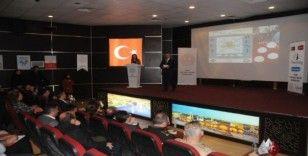 Vali Pehlivan, Cizre'de proje tanıtım toplantısına katıldı