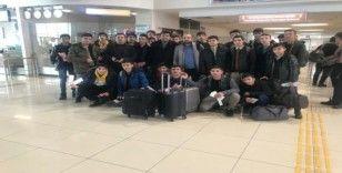 İlim Yayma Cemiyetinden öğrenciler için İstanbul gezisi