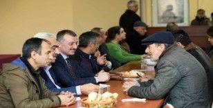 Başkan Büyükakın 'Hızır Cemi' iftar programına katıldı