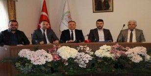 Nevşehir Belediyesi tarihinin en büyük ihalesini yaptı