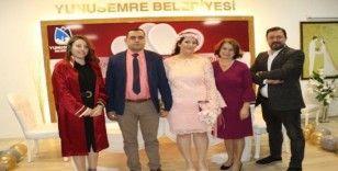 Manisa'da nikah salonlarında 14 Şubat yoğunluğu