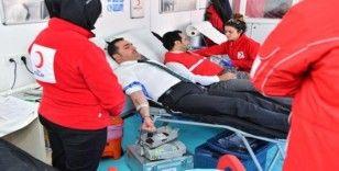 Beyoğlu'ndan kan bağışı kampanyasına tam destek