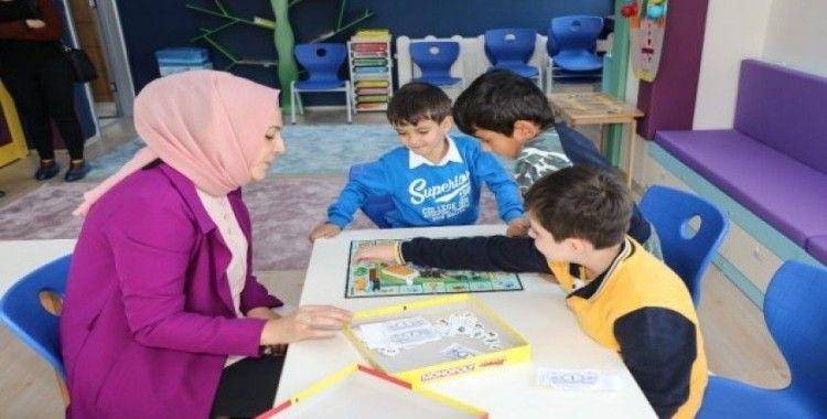 Talas'tan zeka ve akıl oyunları kursu