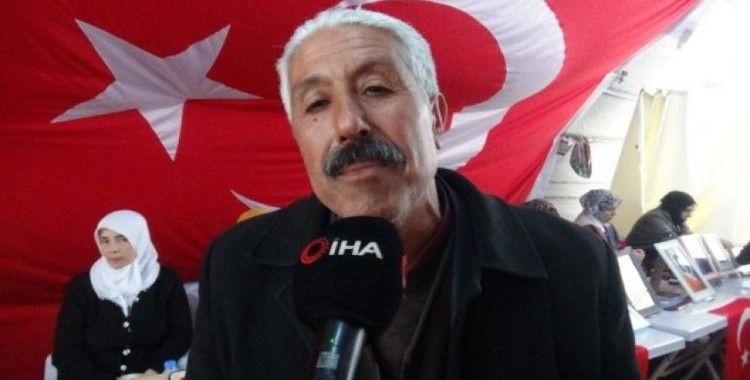 Diyarbakır'da evlat nöbetindeki ailelerin direnişi büyüyor