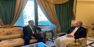 Bakan Akar, Pakistanlı mevkidaşı ile bir araya geldi