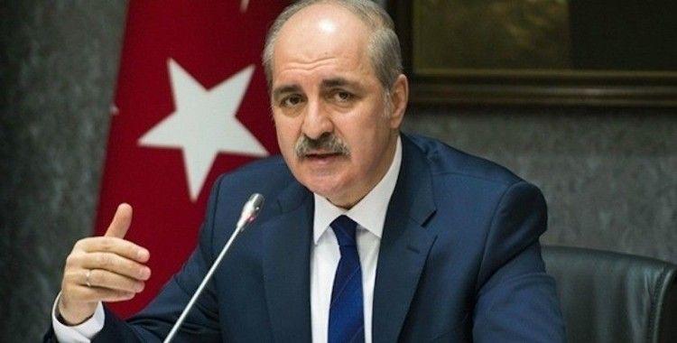 AK Parti'li Kurtulmuş: 'Soruşturma sonucunda mahkeme kararını verecektir'