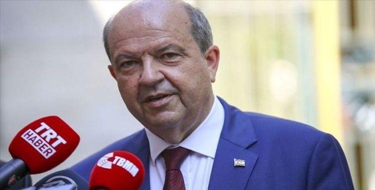 KKTC Başbakanı Tatar: 'İngiltere'den direkt uçuşların başlaması mümkündür'