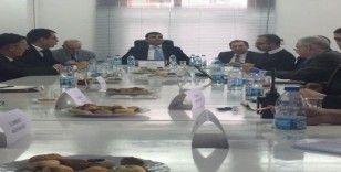 Aydın Yerel Haberleşme Grubu toplantısı düzenlendi