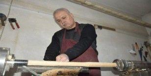 """Sipsi ustası Mehmet Bedel """"Yaşayan İnsan Hazinesi"""" seçilmenin mutluluğunu yaşıyor"""
