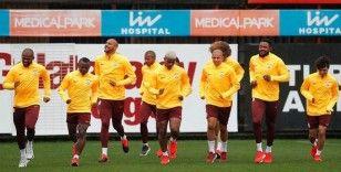 Galatasaray, Yeni Malatyaspor hazırlıklarını sürdürdü