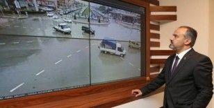 Bursa trafikte 2 yılda 141 şehrin önüne geçti