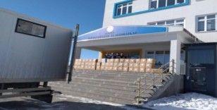 Karslı öğrencilerden Elazığ'a yardım desteği