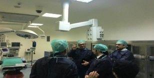 Karaman'da bay-pass ve açık kalp ameliyatı yapılacak