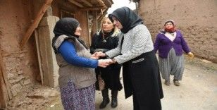 Battalgazi'nin Kalbi Kadın Kooperatifinden depremzedelere destek