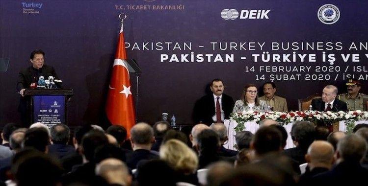 Pakistan Başbakanı Han: Türkiye'ye her alanda kapımız açık