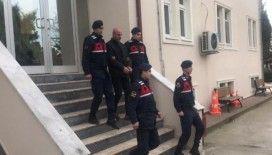 15 yıl kesinleşmiş hapis cezası bulunan firari jandarma ekiplerince yakalandı