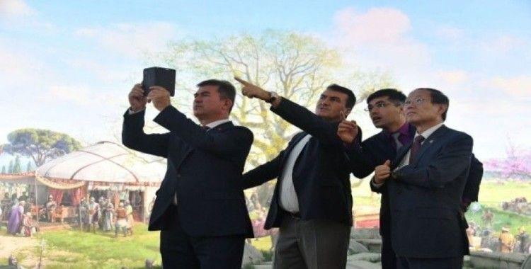 Güney Koreliler'in Türkiye'deki ilk tercihi: Panorama 1326